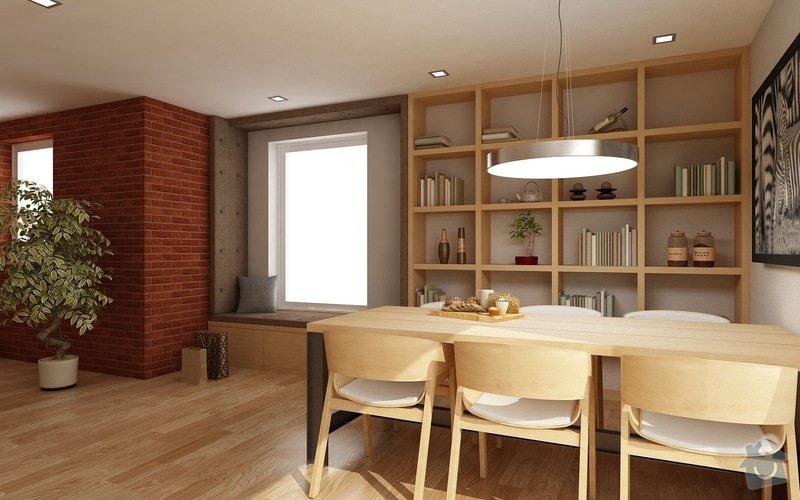 Návrh interieru a výroba interieru: 9