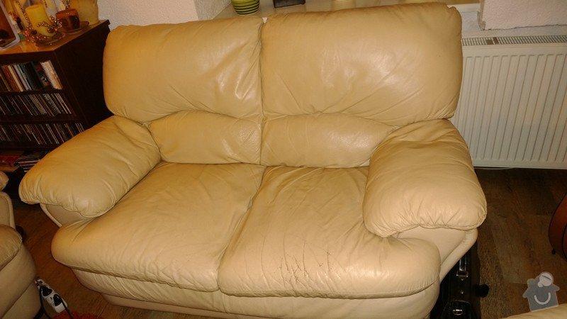 Opravit koženou sedačku: sedacka_1