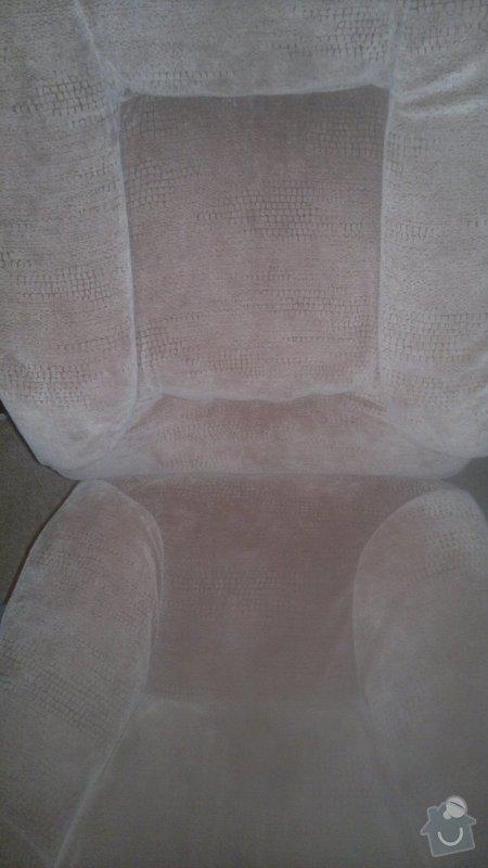 Přečalouněni kancelářske židle: 2014-11-10-446