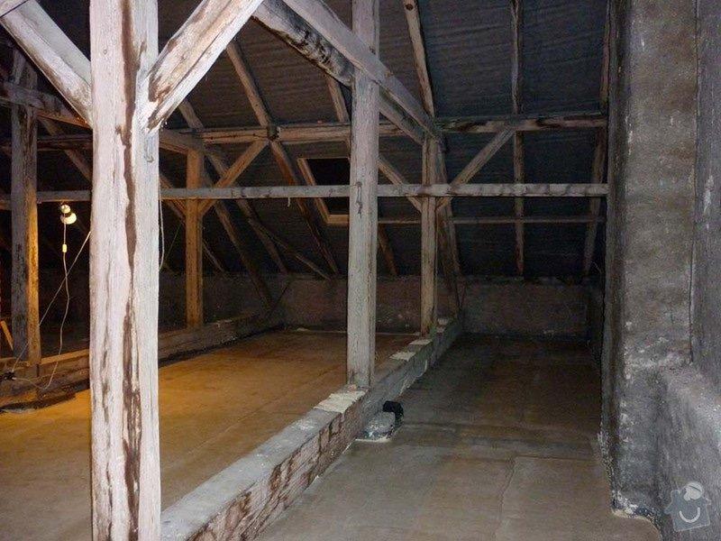 Sádrokartonová stavba+izolace: P1050067