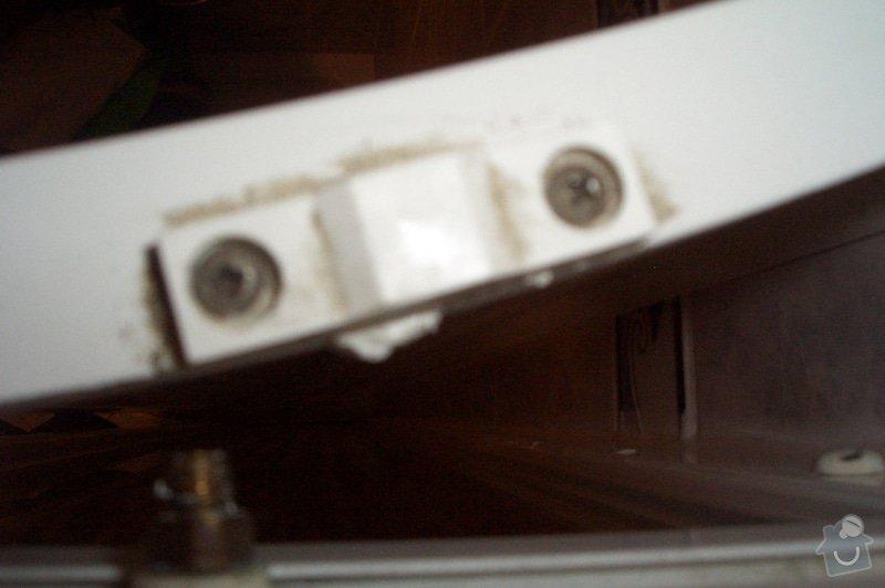 Oprava sprchového koutu: CIMG5723