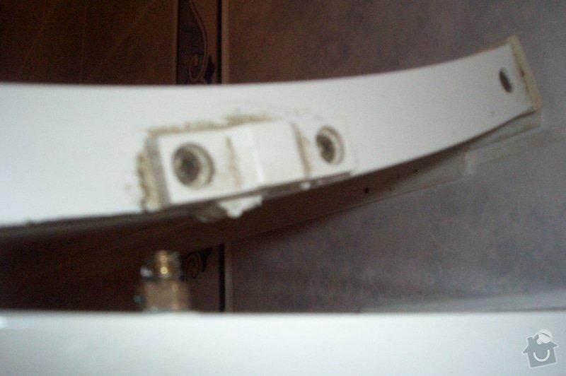 Oprava sprchového koutu: CIMG5724