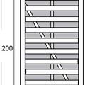 Vyroba oploceni pozemku 60 5m branka 2
