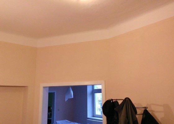 Malířské práce (byt)