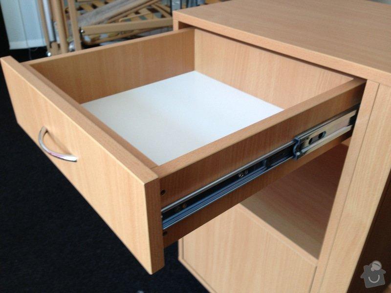 Výroba 130 ti kusů nočních stolků s jídelní deskou: obrazek_1_