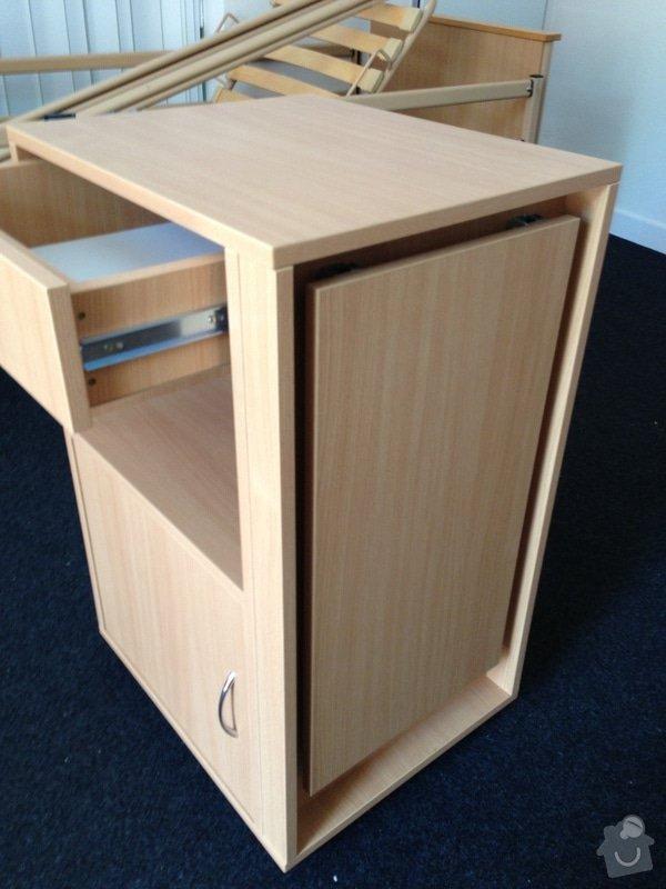 Výroba 130 ti kusů nočních stolků s jídelní deskou: obrazek_2_