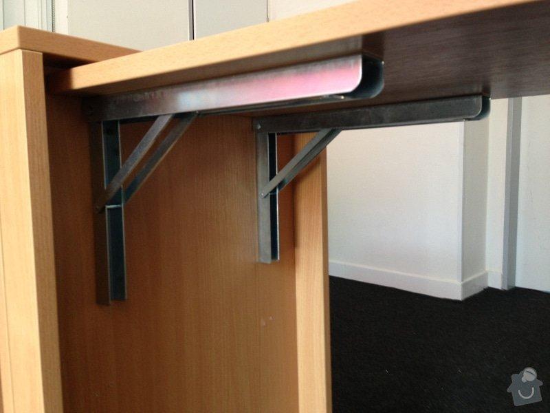 Výroba 130 ti kusů nočních stolků s jídelní deskou: obrazek_4_