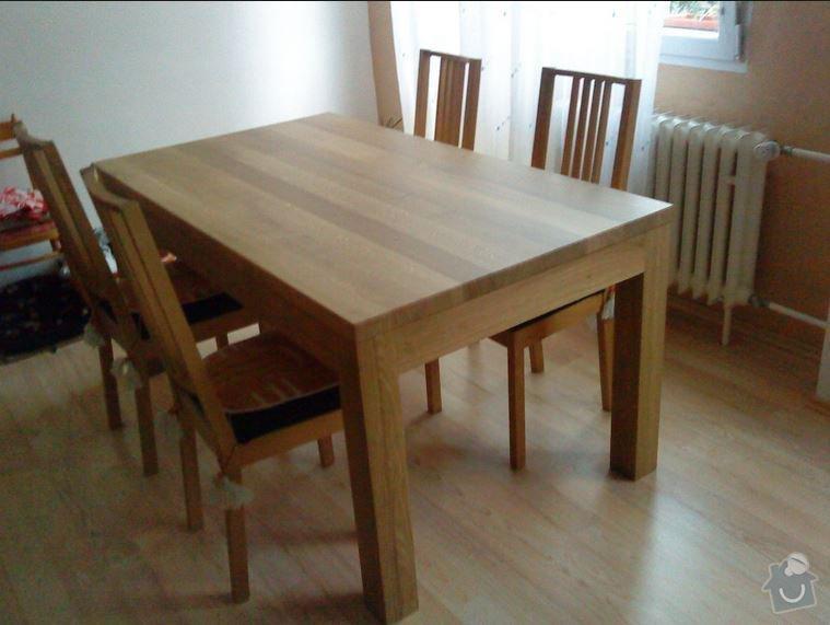 Poptávka jídelního rozkládacího stolu pro 4-6 osob: stul1