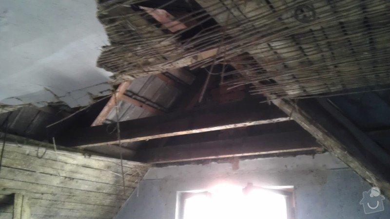 Kontrola stavu krovu a trámů: pokrovi2