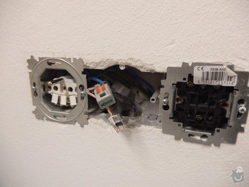 Instalace ABB termostatu pro podlahové topení.: PB200001