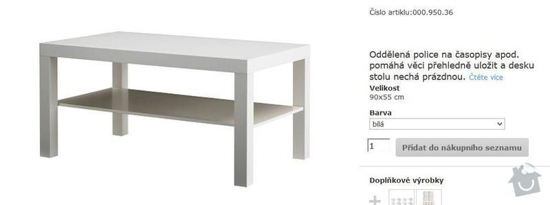 Výroba konferenčního stolu z masivu: stolek