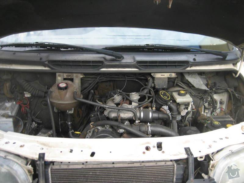 Oprava Ford Transit r.v. 1998 2,5 TD: IMG_0506