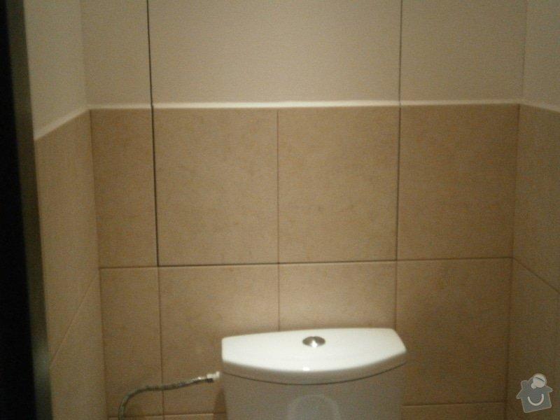 Rekonstrukce bytového jádra: 040