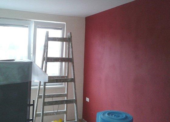 Malířské práce 1+ kk