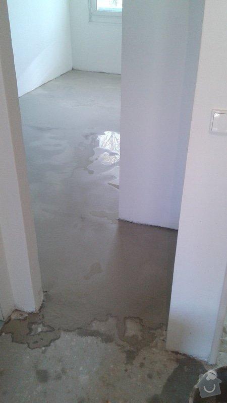 Instalace plovoucí podlahy : 2014-10-16_14.42.28