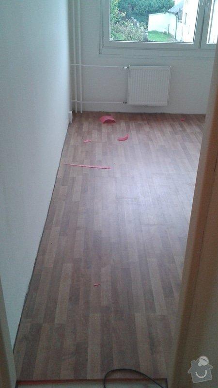 Instalace plovoucí podlahy : 2014-10-24_10.03.21