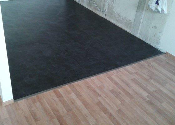 Instalace plovoucí podlahy