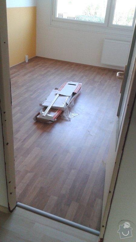 Instalace plovoucí podlahy : 2014-10-27_14.57.51