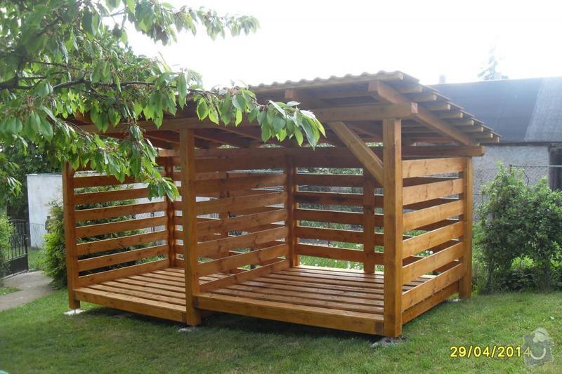 Truhlářské práce- dřevník: 4809388104_1