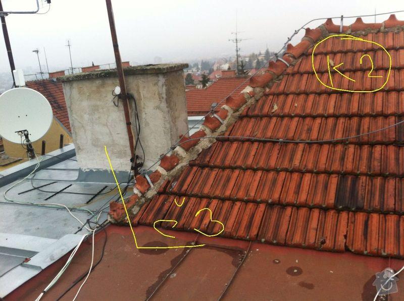 Oprava střechy bytový dům Brno: foot_K1-p2