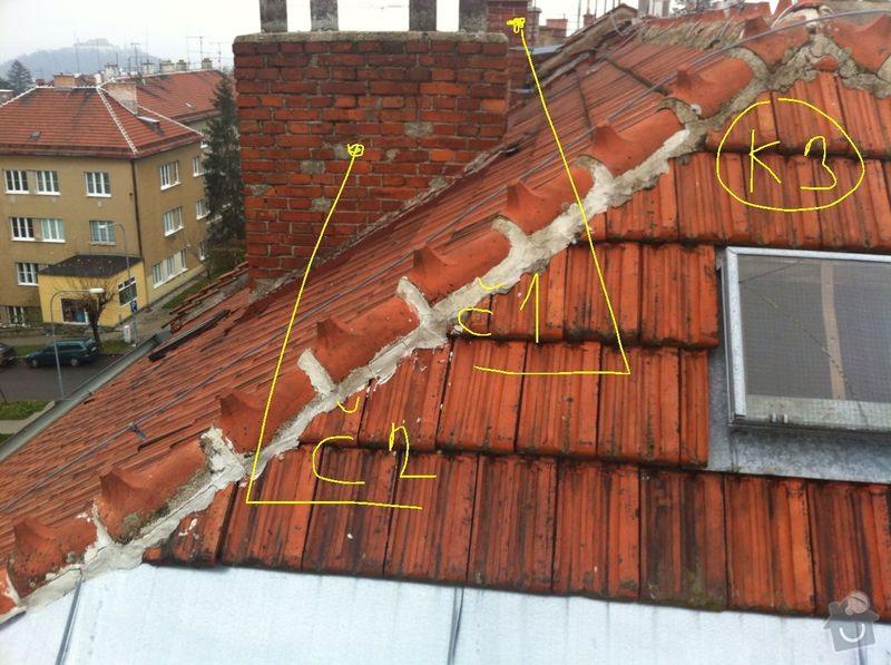 Oprava střechy bytový dům Brno: foot_K1-p3