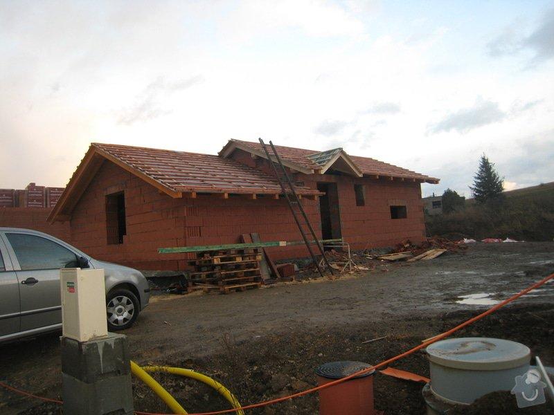 Stavba Bungalovu na klíč: IMG_5170