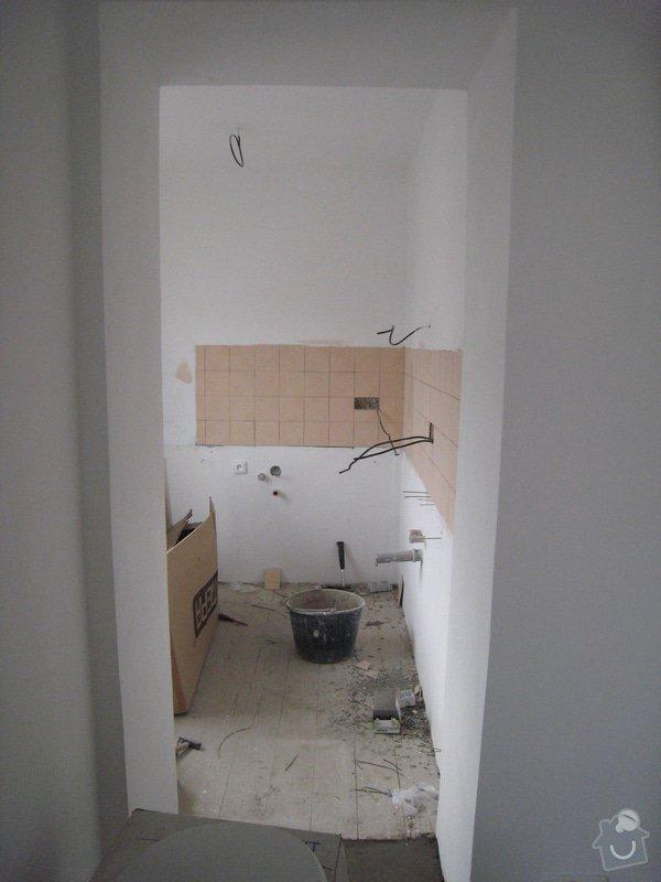 Rekonstrukce podkrovního bytu: IMG_0511