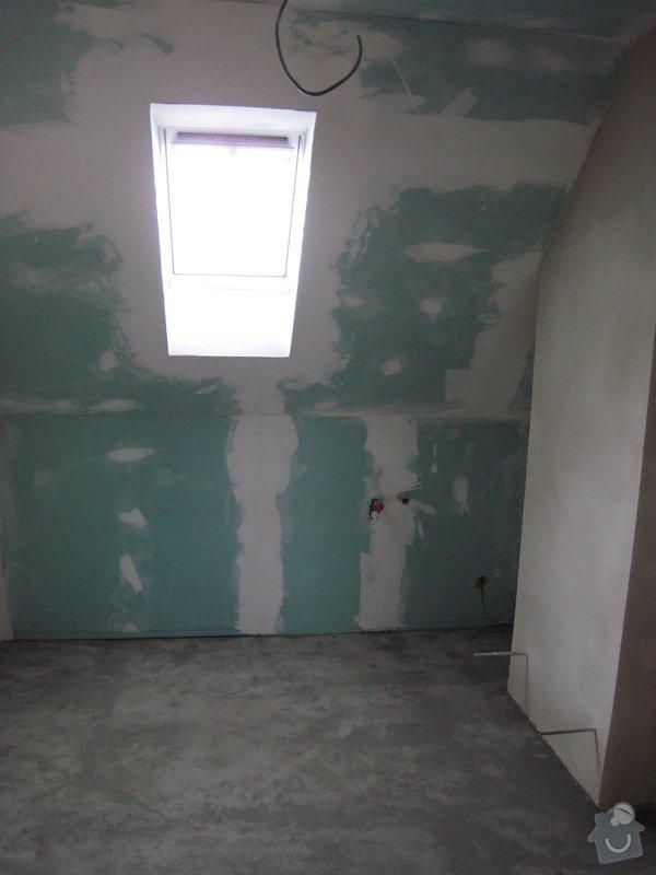 Rekonstrukce podkrovního bytu: IMG_0514