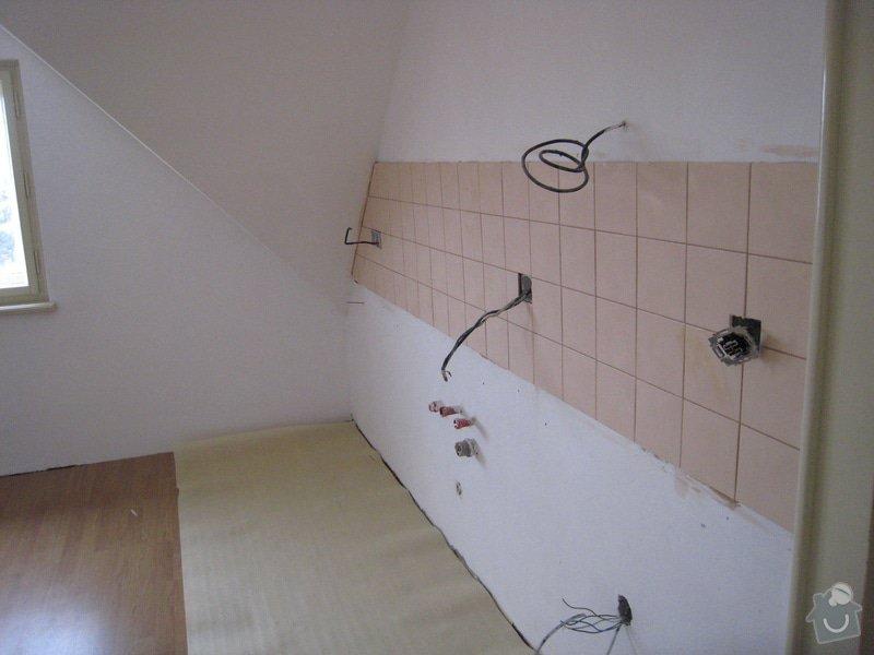 Rekonstrukce podkrovního bytu: IMG_0517