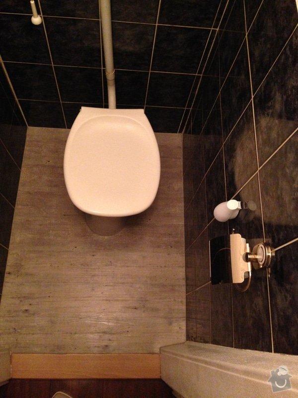 Rekonstrukce wc: IMG_1582