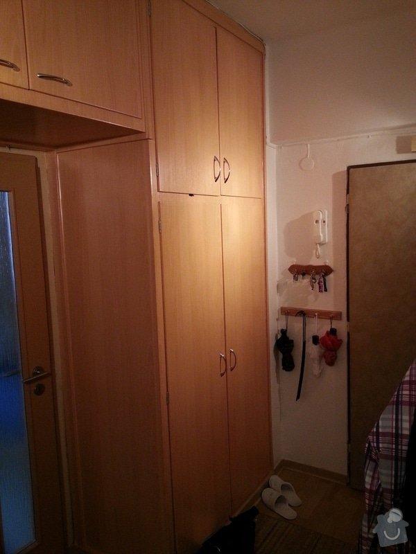 Rekonstrukce vestavěných skříní: skrin13