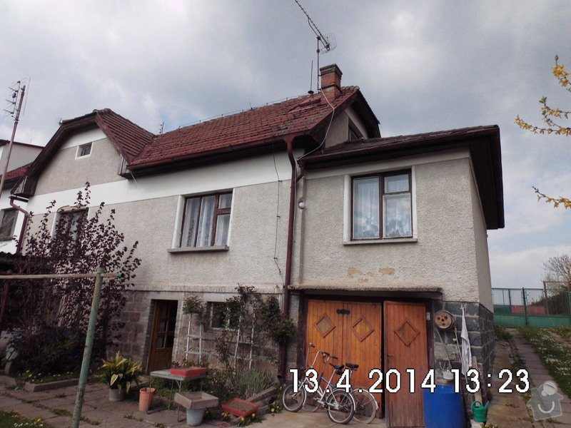 Instalaci hromosvodu na rodinný domek: IMG_0024