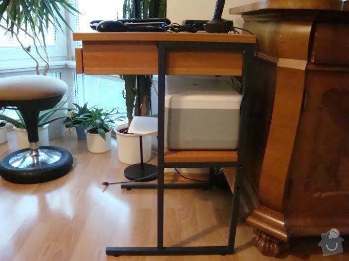 Úpravu stolku pod počitač a tiskárnu: unnamed