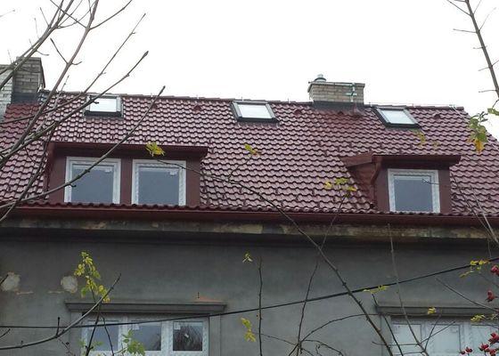 Oprava střechy, výměna krytiny, kompletní realizace