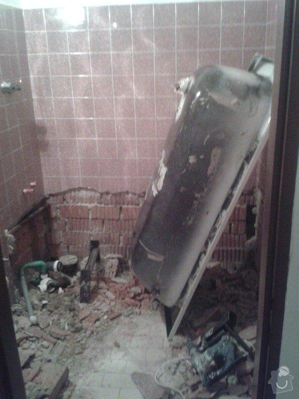 rekonstrukce koupelny v cihlovém domě: 20141118_080656