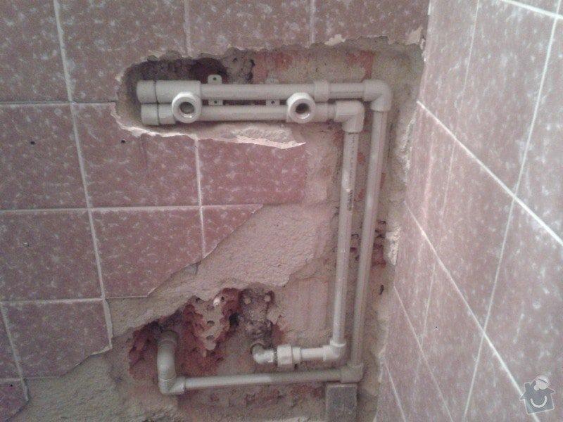 rekonstrukce koupelny v cihlovém domě: 20141118_132201