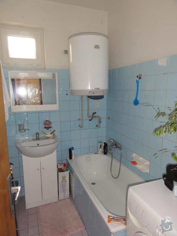 Rekonstrukce koupelny a WC: A_DSC08026