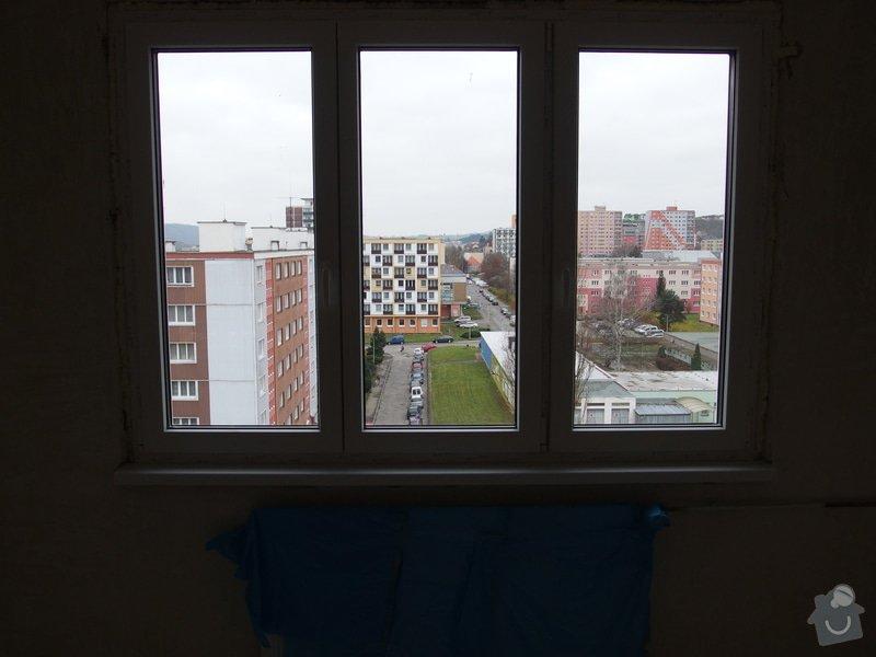 Plastové okna ,zasklení lodžie: PB220272