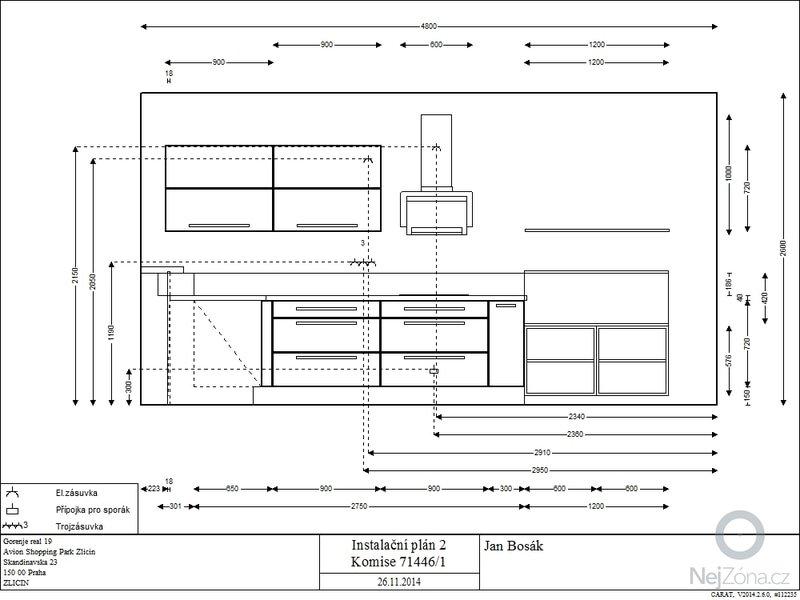 Zhotovení kuchyňské linky: 71446-1_I02