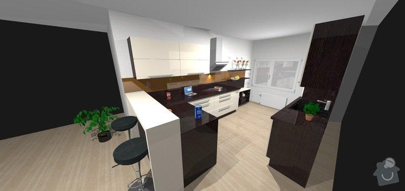 Zhotovení kuchyňské linky: 71446-1_PSV008