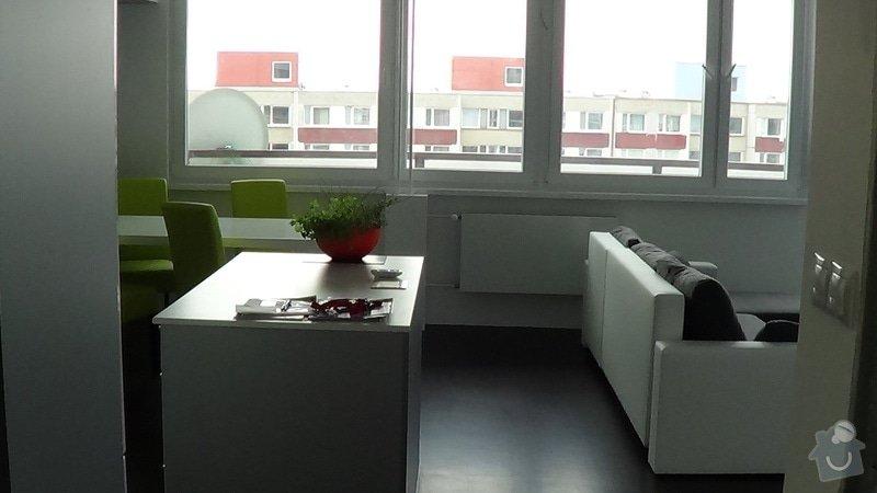 Rekonstrukce bytu: novy_stav_-_prostor_kuchyne_obyvaku