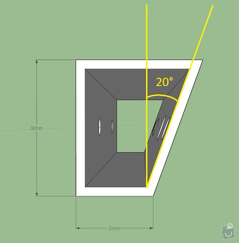 Kovové součástky simulátoru: rozmery003