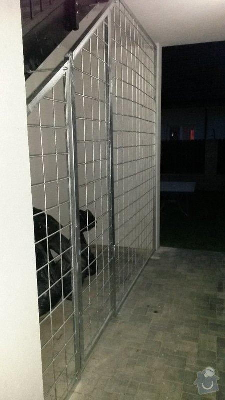 Mříž pod schody celková plocha cca10m2: 20141126_162859