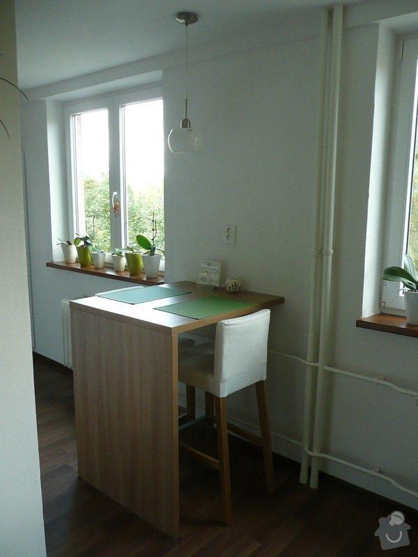 Podlaha, dveře, kuchyňská linka, botník: Sobota_3