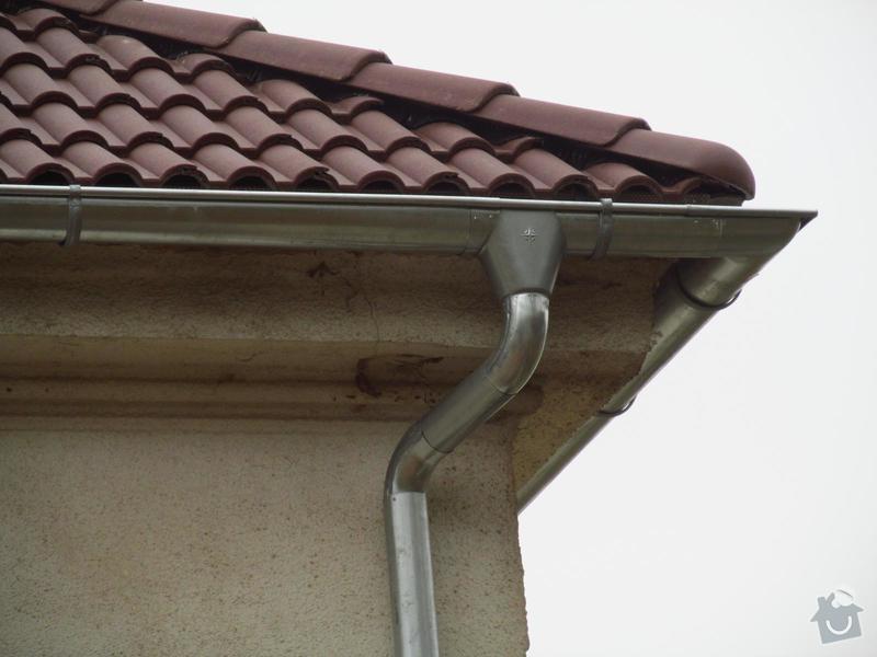 Nová střecha (materiál vlastní): IMGP2014-11-26_13-20-57