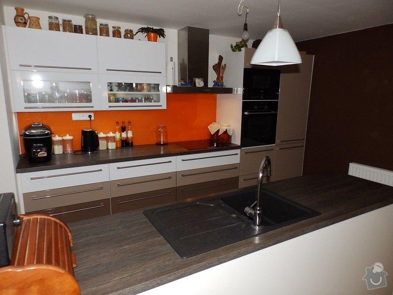 Kuchyňská linka Cappucinno: PB130292_-_A