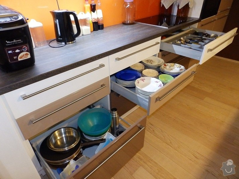 Kuchyňská linka Cappucinno: PB130310_-A