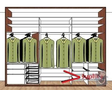 Výroba a montáž vestavěné skříně: skrin_zmena