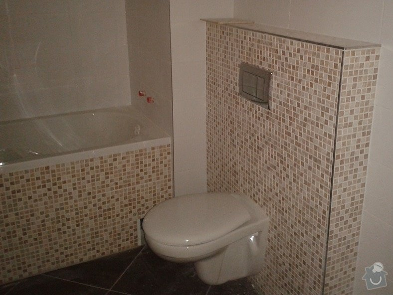 Rekonstrukce koupelny a částečně bytu : 20140805_133127