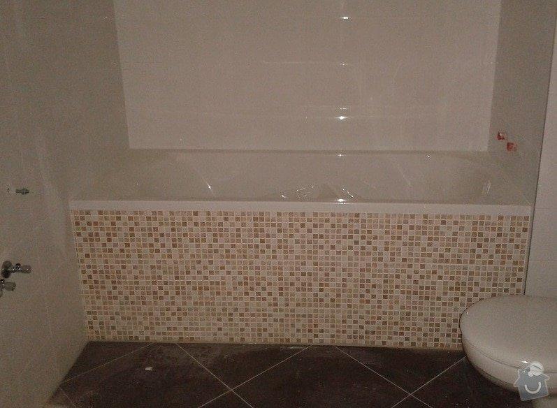 Rekonstrukce koupelny a částečně bytu : 20140805_133135